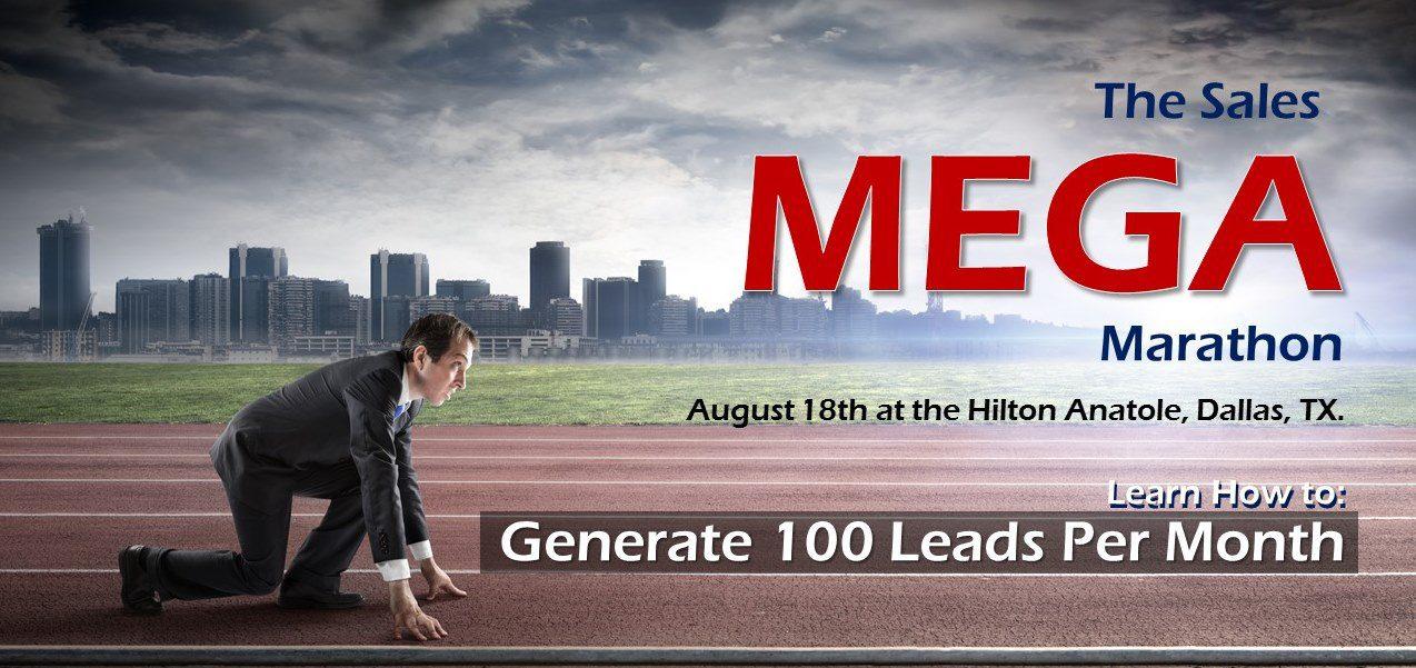 The CORE Training Inc. Sales Mega Marathon Event
